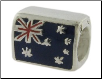Enamel Flags - Double Sided - 2 Flags - Australia