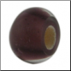 Glass Beads - Solid Color - Purple