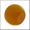 Glass Beads - Solid Color - Orange