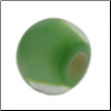 Glass Beads - Solid Color - Green