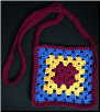 Crochet Pattern - Three Granny Square Patterns