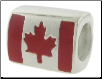 Enamel Flags - Double Sided - 2 Flags - Canada
