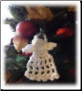 Crochet Pattern - Holiday Ornaments